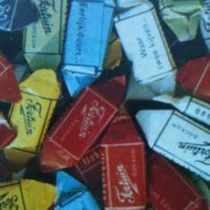Snoepjes die ik nooit lekker heb gevonden maar typeert aan de jaren 80/90. #AJS