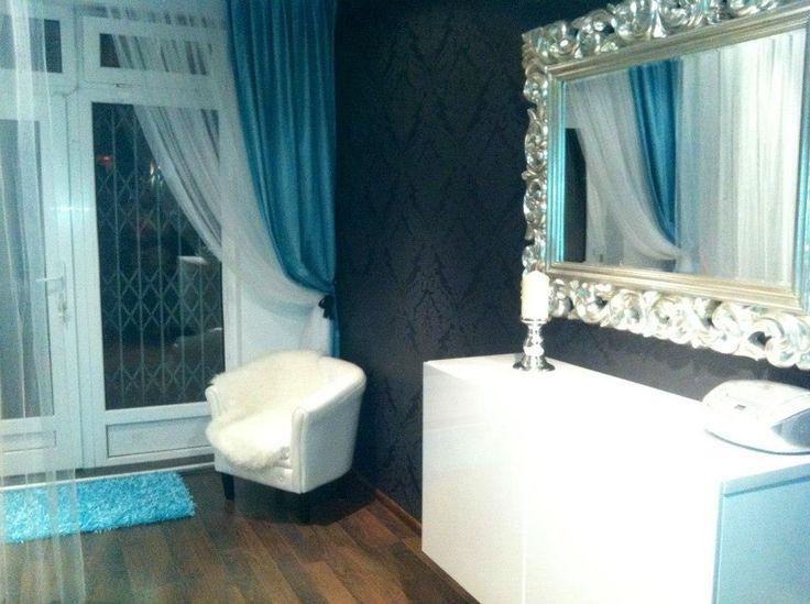 Krásny interiér v kozmetickom salóne :)