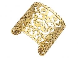 Filigree Large Cuff $15,859