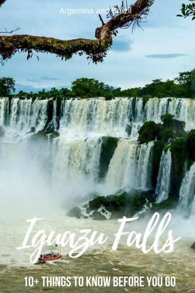 Iguazu Waterfalls in Argentina and Brazil: how to organize the perfect trip   203Challenges