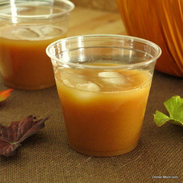 Harry Potter's Pumpkin Juice | #harrypotter #pumpkin