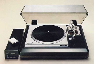 Technics SL1000 mk2. It is considered as the best Technics turntable and one of the best turntables ever manufactured. It was used by many studios.