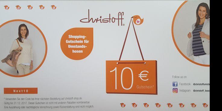 Toller Internet Shop - nicht nur für Schwangere... Hier gibt es bequeme Hosen für alle Lebenslagen in allen Größen (32 bis 56) in vielen verschiedenen Formen und Farben ... Nutzt den 10€ Gutschein!  www.christoff-shop.de