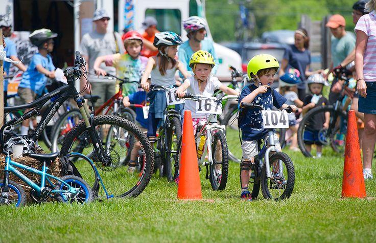How One Man Got More Than 300 Kids Mountain Biking