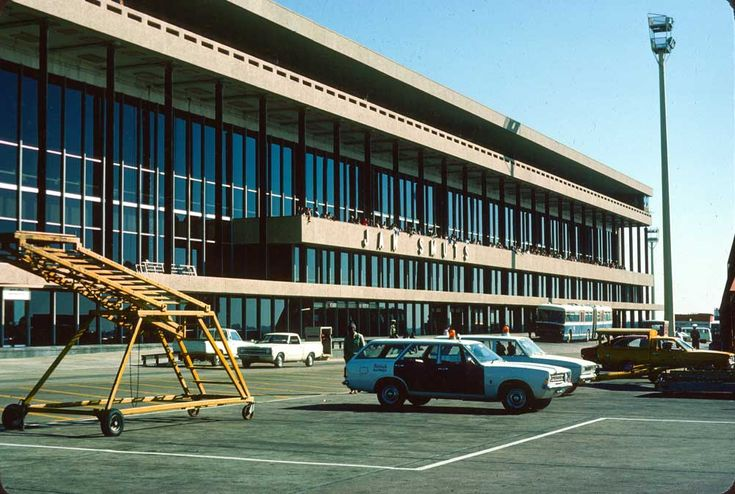Jan Smuts Airport - Courtesy scanavphoto