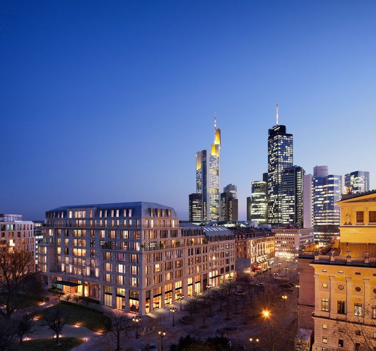 CGarchitect - Professional 3D Architectural Visualization User Community | Opernplatz Frankfurt