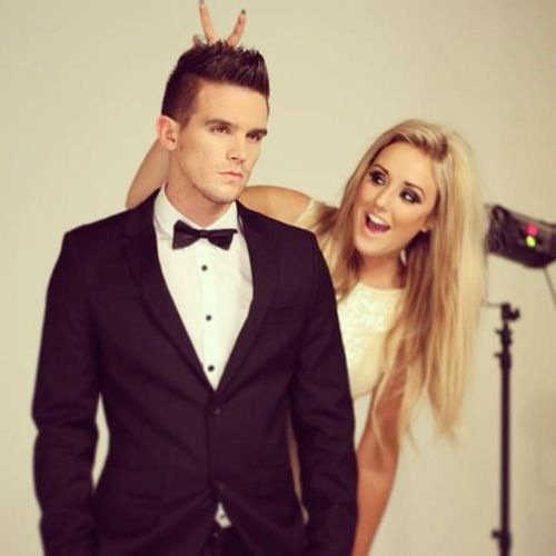 charlotte & gaz, they will get married someday!