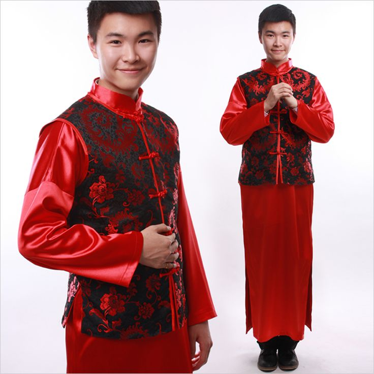 Chinese Wedding Gift For Groom : pratensis chinese style wedding loading the male the groom wedding ...