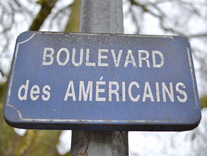 Boulevard des Américains Nantes