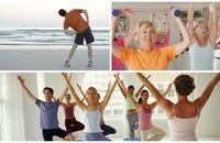AKTYWNOŚĆ FIZYCZNA lekarstwem na bóle pleców, nadwagę, osteoporozę, cukrzycę i choroby serca