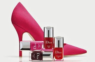 Dior 2013 Fall / Winter Nail Collection Trending Now