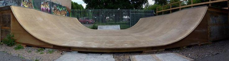 Pioneer Skatepark - St. Albans