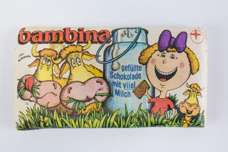 """DDR Museum - Museum: Objektdatenbank - """"Bambina"""" Copyright: DDR Museum, Berlin. Eine kommerzielle Nutzung des Bildes ist nicht erlaubt, but feel free to repin it!"""