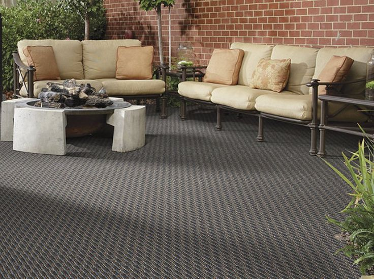 Grey Indoor Outdoor Carpet