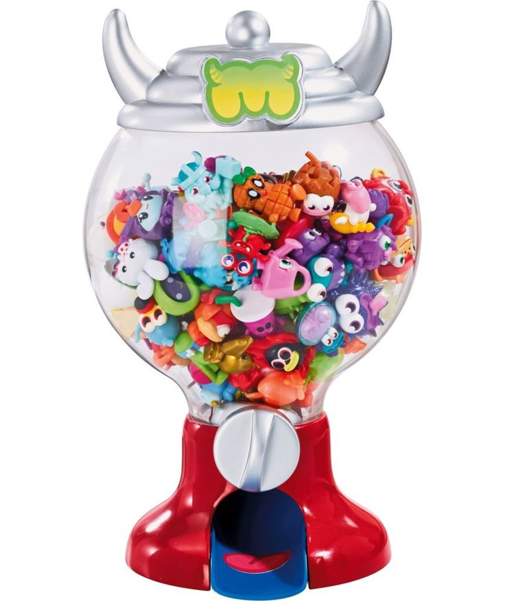 Buy Moshi Monsters Gumball Machine at Argos.co.uk - Your Online Shop for Animal playsets and collectables.