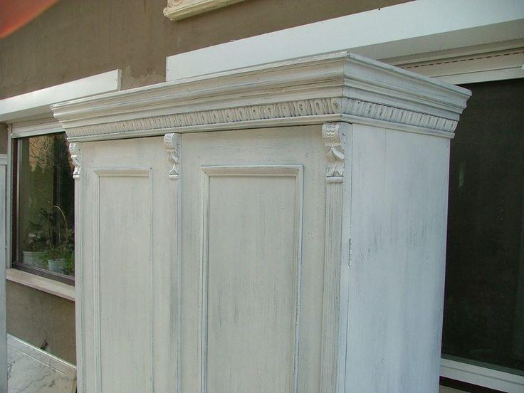 www.richterantik.hu Provence furniture, cabinet