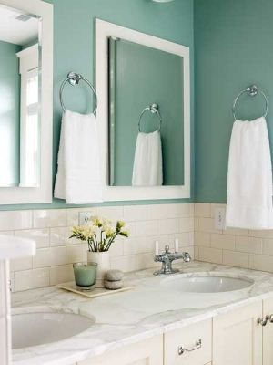 Perfect Bathroom Colors For The Home Pinterest Gray