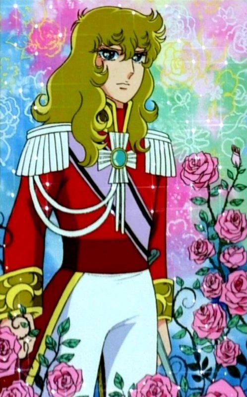 Lady Oscar, Versailles no Bara. Total fan !