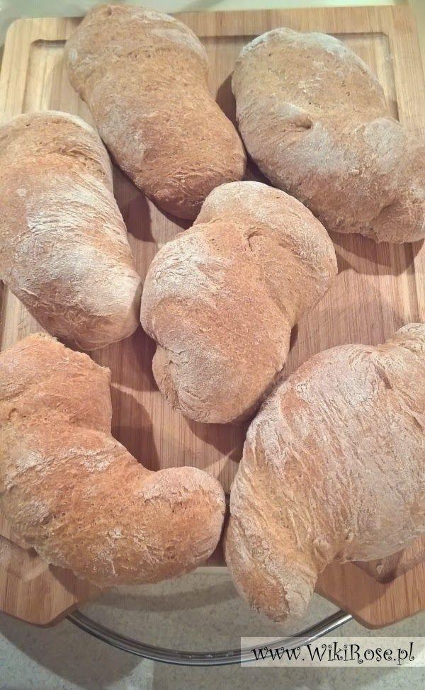 Wiki Rose >>blog: Pyszne bułeczki w stylu włoskim z mąki orkiszowej