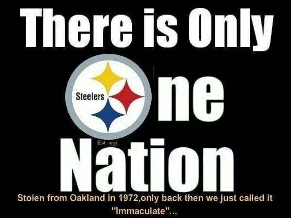 Steeler Nation!