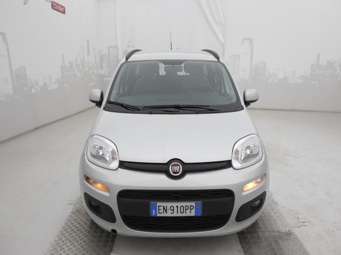 Fiat Nuova Panda 1.2 69cv lounge usata Roma - Mirafiori Outlet  #Fiat #MirafioriOutlet #lanostravetrina #usato