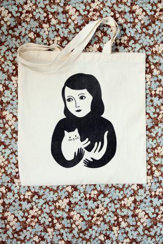 tote bag - Audrey Jeanne   styling - Mokkasin