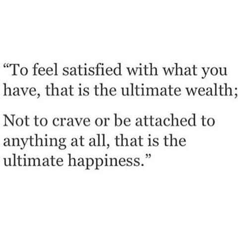 the meaning of wealth