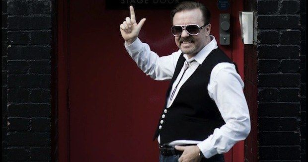 Ricky Gervais Plans 'The Office' Spin-Off Movie Featuring David Brent -- 'Life on the Road' charts the life of David Brent in the 15 years since he left paper company Wermann Hogg, as seen in the orinal series 'The Office'. -- http://www.movieweb.com/news/ricky-gervais-plans-the-office-spin-off-movie-featuring-david-brent