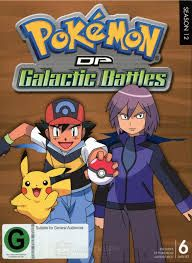 Pokémon Diamond & Pearl: Galactic Battles (Season 12)