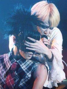 Toshiya and Kyo, Dir en grey