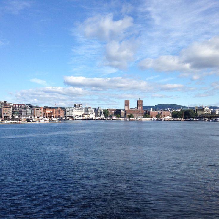 Hello Oslo.