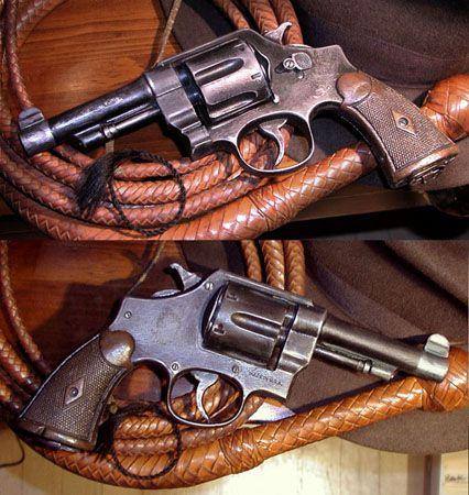 Indiana Jones Revolver