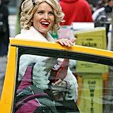 Jessica Simpson filmed Blonde Ambition in March 2007.