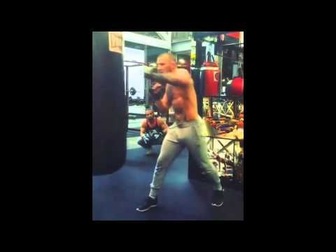Conor Mcgregor Training for Nate Diaz   UFC 196 https://www.youtube.com/watch?v=SYnyurzx7OM Love #sport follow #sports on @cutephonecases