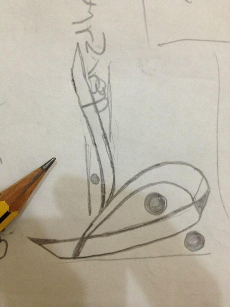 حرف الطاء #الخط_العربي #arabic_calligraphy