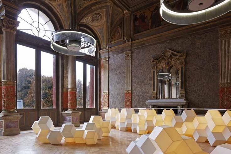 La Gaité Lyrique #paris #art #accorcityguide The nearest Accor hotel : ibis Styles Paris République