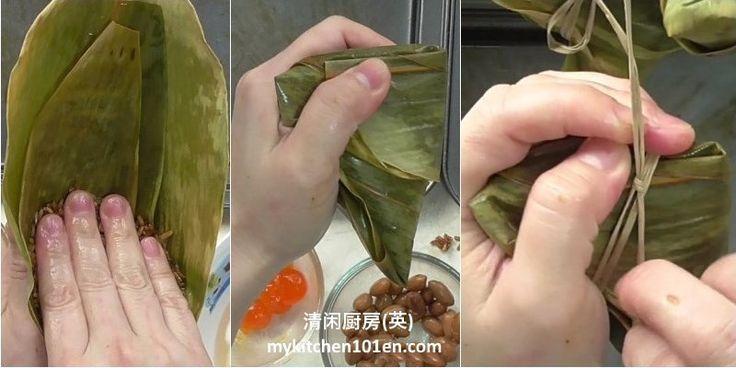 Grandma's Hokkien Bak Chang | MyKitchen101en.com