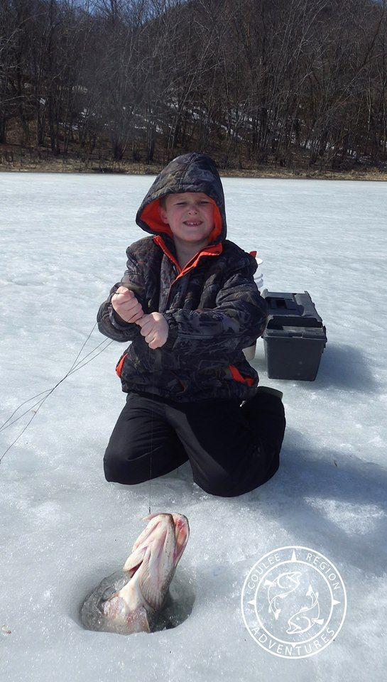 30 best on the water images on pinterest wisconsin for Ice fishing jacket