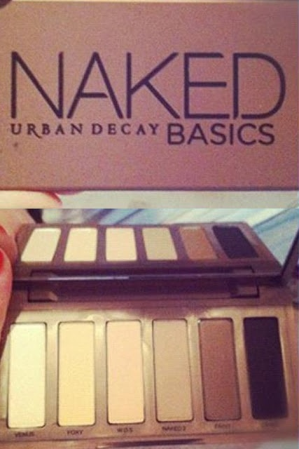 URBAN DECAY NAKED BASICS! 6 shade all Matte Palette! I WANT THIS