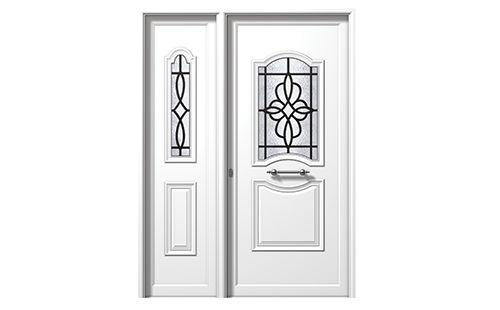 Πόρτες Πάνελ P 6000. P 9_A1. Aluminium Panels P 6000. P 9_A1.