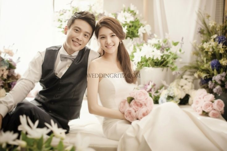 "Korea Pre-Wedding Photoshoot - WeddingRitz.com » 2013 New ""Jardin de L'amant "" studio pre-wedding photo sample in korea"