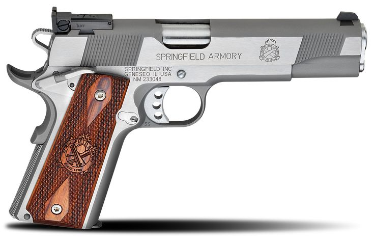 1911 Loaded 9MM Handgun | Best Custom Handguns for Sale