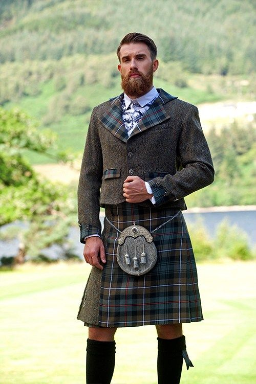 Book a consultation with award winning designer Siobhan Mackenzie for your very own luxury bespoke kilt. Made in Scotland.