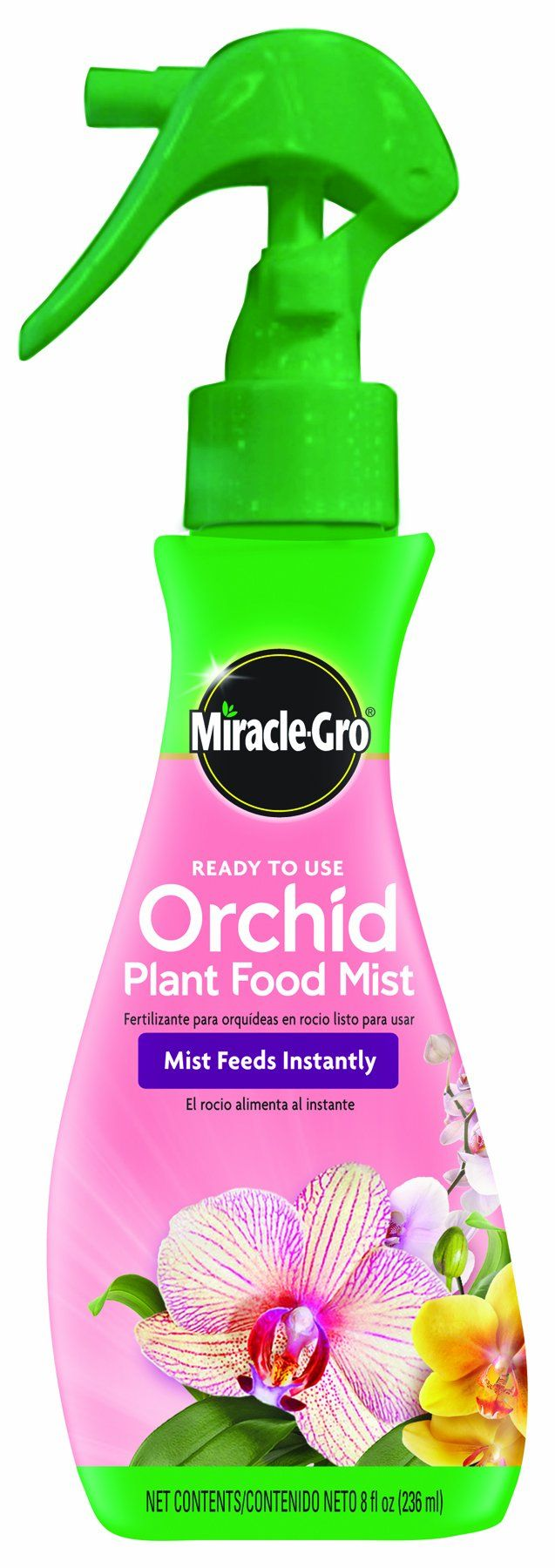 Miracle-Gro Orchid Plant Food Mist (Orchid Fertilizer) 8 oz.