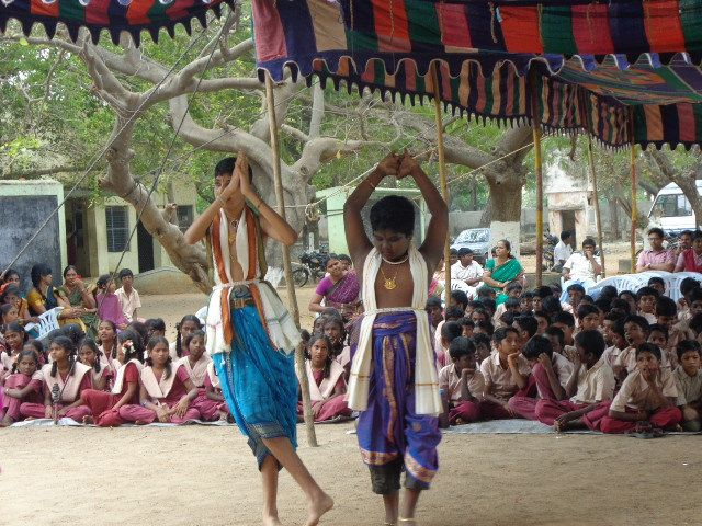 Padi Shenoy Nagar Lions Club (India) | Lions organized a cultural program for 200 children with Special needs