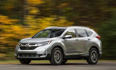 Honda CR-V Reviews - Honda CR-V Price, Photos, and Specs - Car and ...