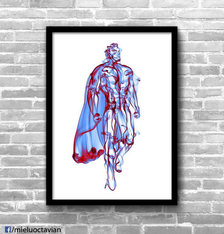 Superman etsy.com/shop/octavianmielu facebook.com/mieluoctavian
