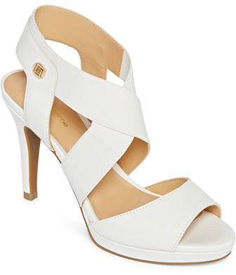 LIZ CLAIBORNE Liz Claiborne Dapper High Heel Sandals