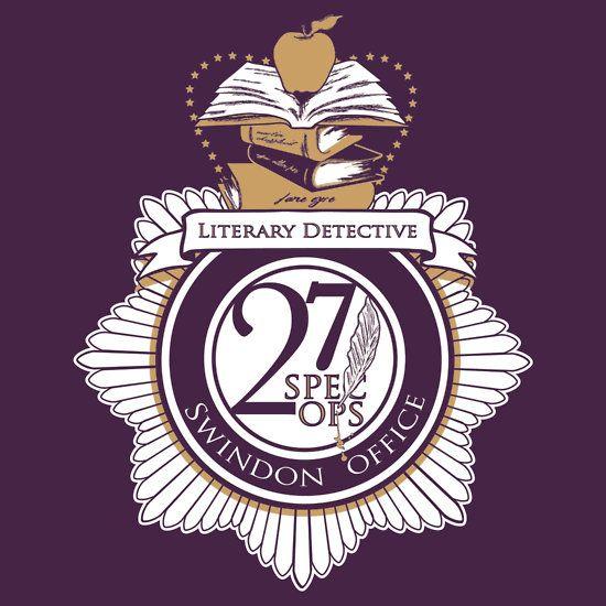 Literary Detective by OneShoeOff / Thursday Next - Jasper Fforde