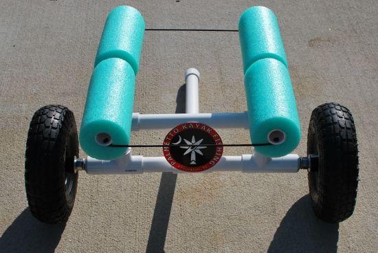 Palmeto Kajak Rybaření: DIY Bulletproof Kajak košík - Sestavte instrukce + Pics